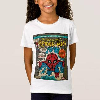 Pop Spider-Man Comic Cover #151 T-Shirt